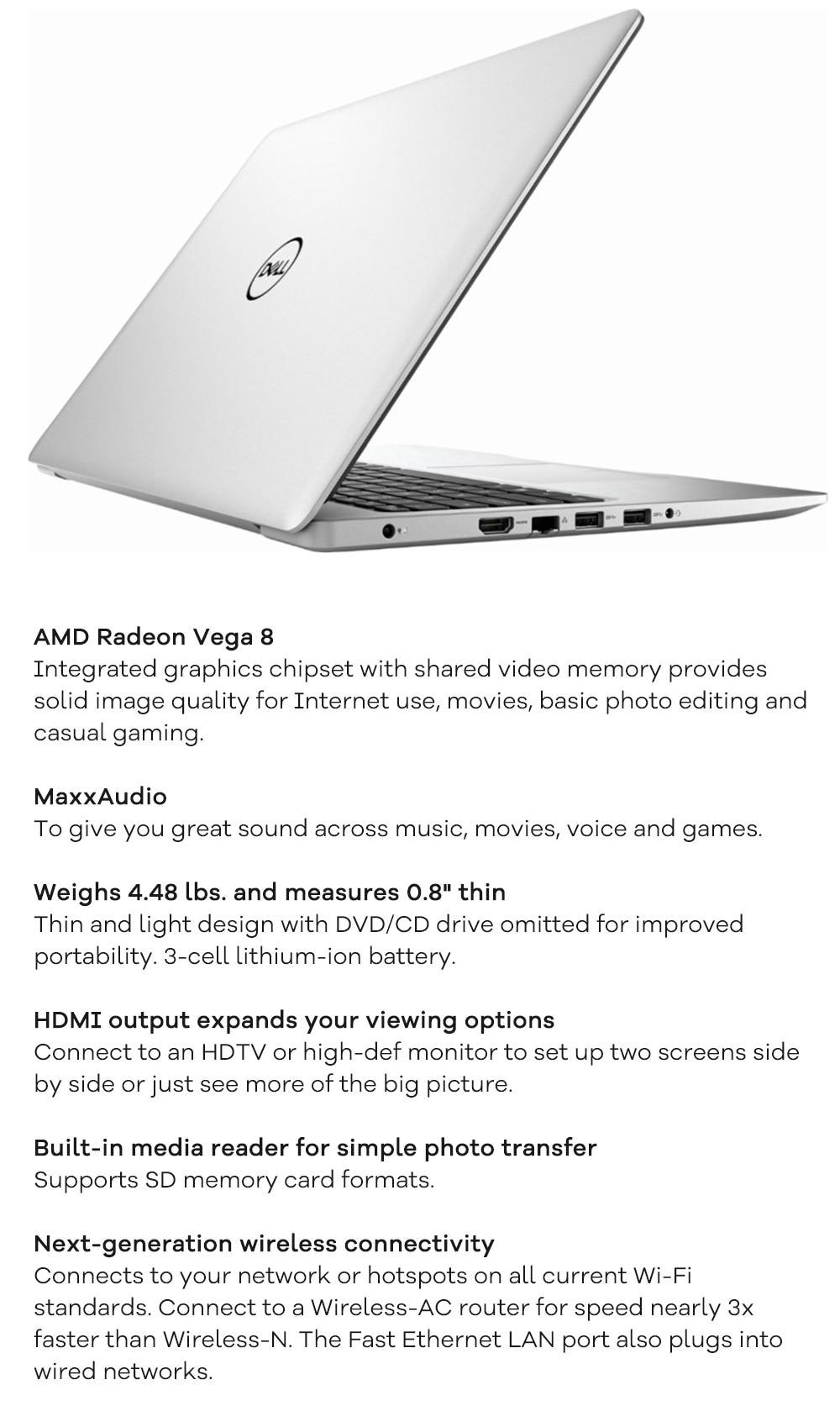 US $560 15 |Dell Inspiron 15 6