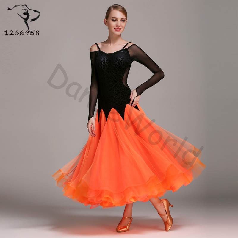 fashion Special Offer Ballroom Dancing Dress Green/rose/blue Standard Dance Stage Costumes For Singers Jazz/tango/waltz Dresses