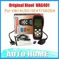 [XTOOL Дистрибьютор] XTOOL VAG401 OBD2 OBDII Сканер ABS SRS Двигателя Неисправностей Code Reader Обновление онлайн Бесплатная доставка