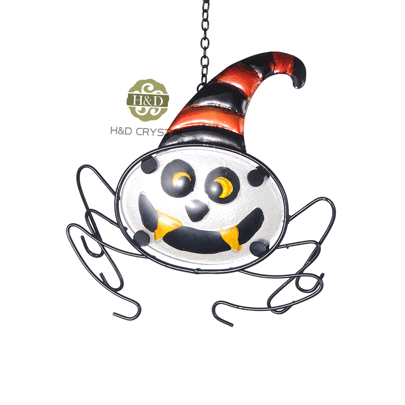 wizards head halloween accessories pendant wind chimes hanging crafts outdoor or living room homegarden decoration