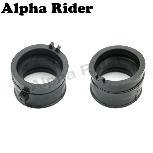Motorcycle Rubber Carburetor Adapters Glue Interface Connectors Gum