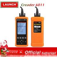 Launch Creader 6011 ABS SRS Scanner OBD2 Car Diagnostic Scan Tool Auto Airbag Scaner Automotive OBD 2 Code Reader Diagnostics