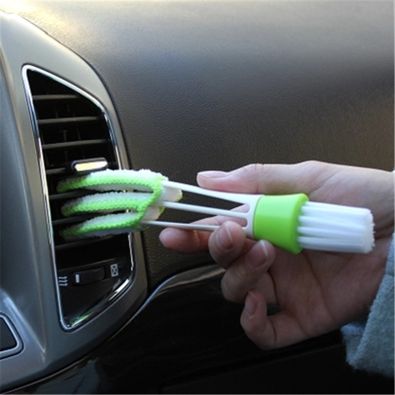 OXILAM Auto Cleaning Brush Tool For Ford Focus 2 3 1 4 mk2 Fiesta Ecosport Mondeo Ranger Kuga Fusion <font><b>Mustang</b></font> Transit image