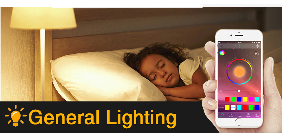 85-265V E27 LED Lamp RGB 15W Bluetooth APP Wifi Control Smart Bulb 10W RGBW RGBWW Light Bulb IR Remote Control Home Lighting (4)