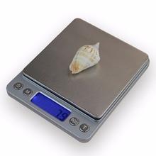 3kg*0.1g Digital Kitchen Scale Electronic High Precision Balance Pocket Mini Jewelry Portable Libra Medical Tea Food Diet