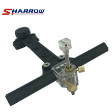 Sharrow 1 Set Bow Sight Stand for Recurve Left Hand and Right Plastic Material Accessory Black For Shooting