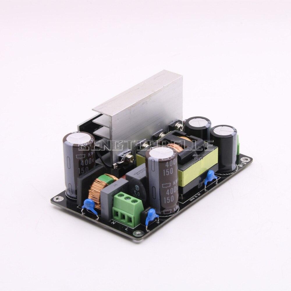 800 W +-70 V LLC commutation souple PSU haute qualité HIFI amplificateur Audio PSU conseil bricolage