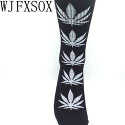 Wjfxsox высокое качество Harajuku Chaussette Стиль травы Носки для девочек Для женщин Для мужчин Хлопковые хип-хоп Носки для девочек человек Meias Calcetines