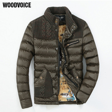 Brand Men Winter Warm Jacket Parkas Casual Thick Stand Collar Coat Multi pocket design Male Windproof overcoat fashion design 15