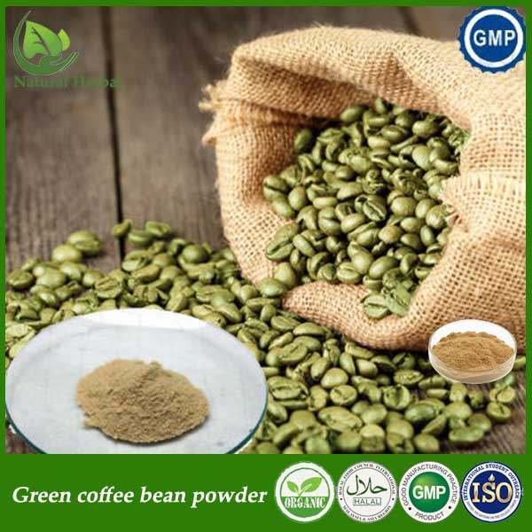 Oem Weight Loss Natural Pure Green Coffee Bean Extract Powder
