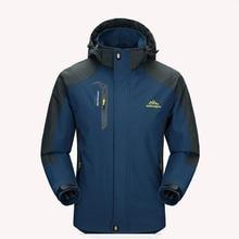 2016 New Men's Casual Jackets Man's Army Waterproof Windbreaker Male Breathable UV protection Overcoat Plus Size L-5XL LA025