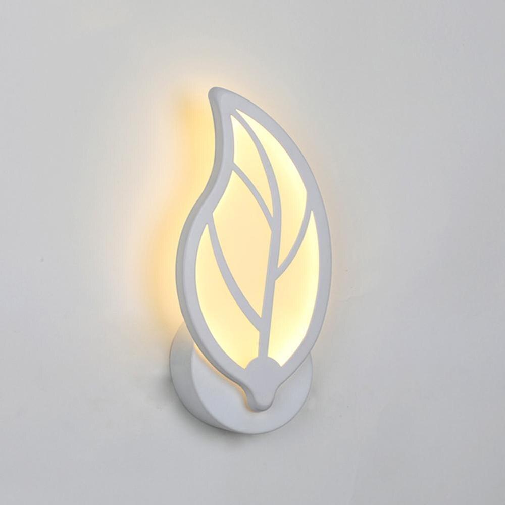 30LED/36 LED wall Light Modern Simple Study Living Room Corridor Acrylic Bedside Wall Lamp Home Bedroom Light