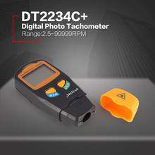Dt2234c + портативный ЖК цифровой мини бесконтактный Лазерный