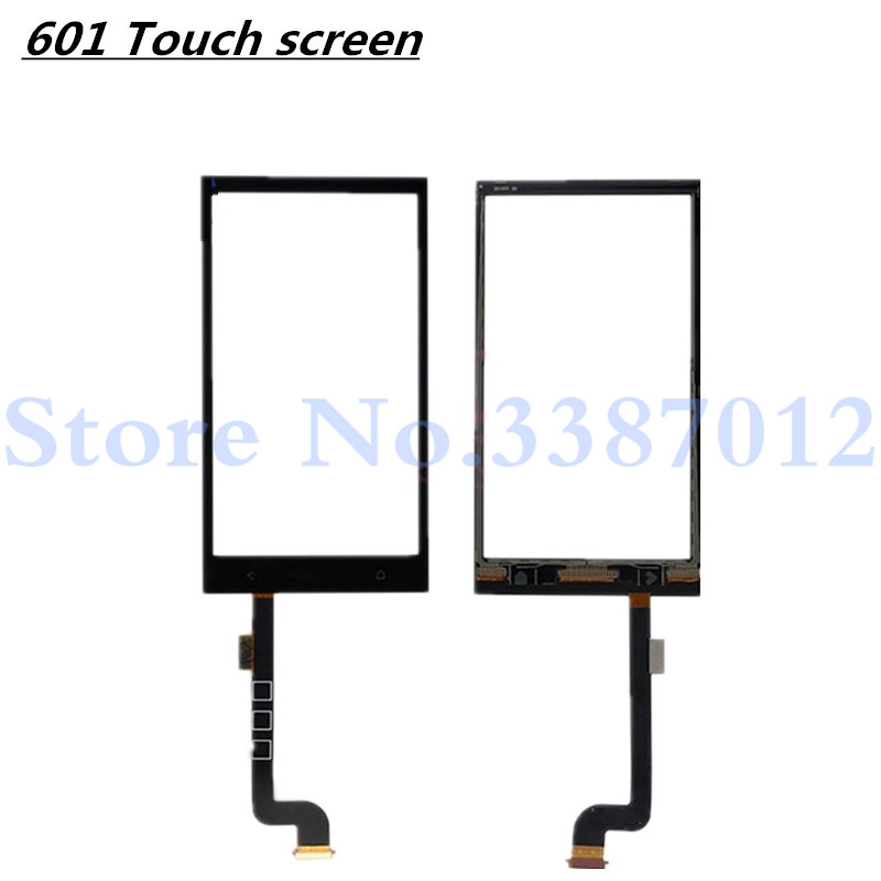 4.5 Replacement High Quality For HTC Desire 601 D601 Touch Screen Digitizer Sensor Outer Glass Lens Panel4.5 Replacement High Quality For HTC Desire 601 D601 Touch Screen Digitizer Sensor Outer Glass Lens Panel