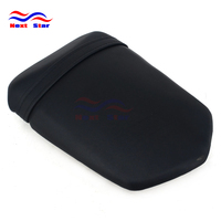 Motorcycle Cushion Seat Leather Passenger Rear Seat Pillon Cover For YAMAHA YZF R1 YZF R1 2004 2006 2004 2005 2006 Street Bike
