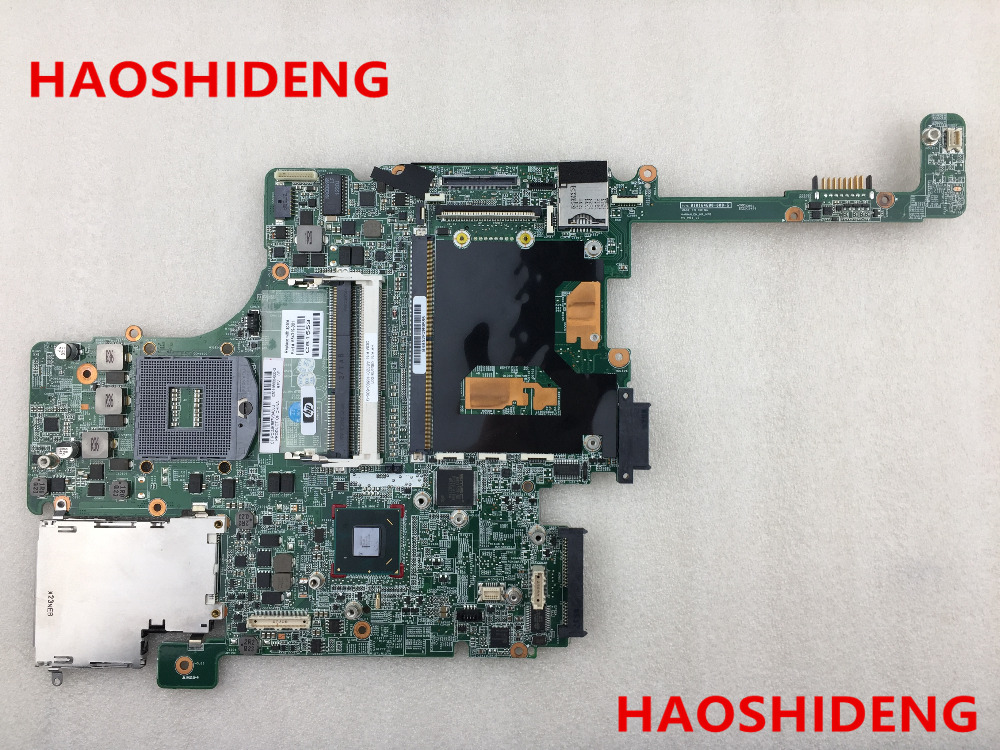 Free Shipping,684319-001 for HP EliteBook 8560 8560w series Laptop Motherboard.All functions 100% fully Tested! сорочка ночная vis a vis vis a vis vi003ewsxe15