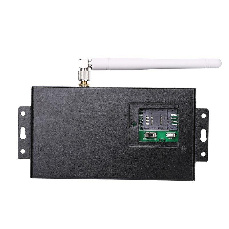 GSM Gate Opener GPRS 3G Door Opener(RTU5025) Remote Access Control Unit 999 users open Gate