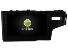 otojeta android 6.0 car gps navi dvd player for Honda Fit RHD 2014 autoradio headunit with 4g WiFi radio bluetooth 2 din stereo