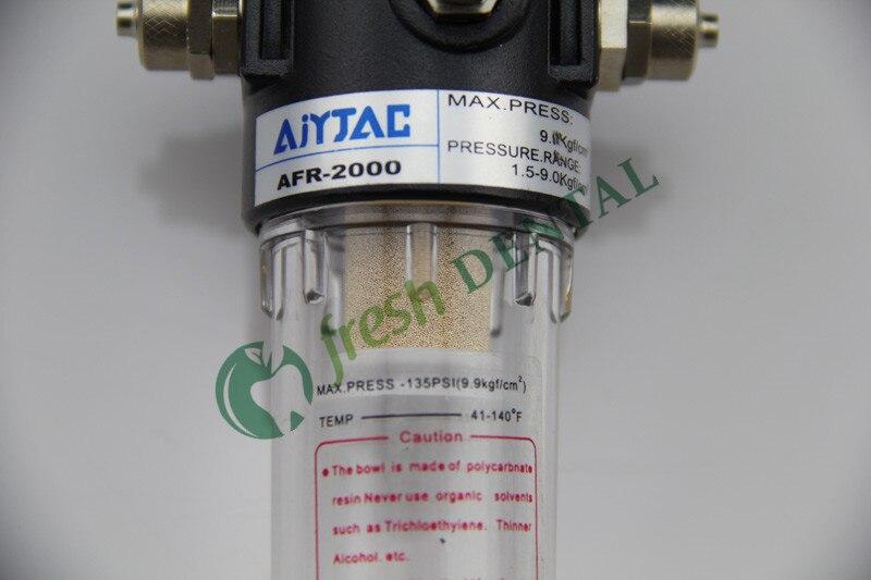 filtro de ar regulador compressor & pressão