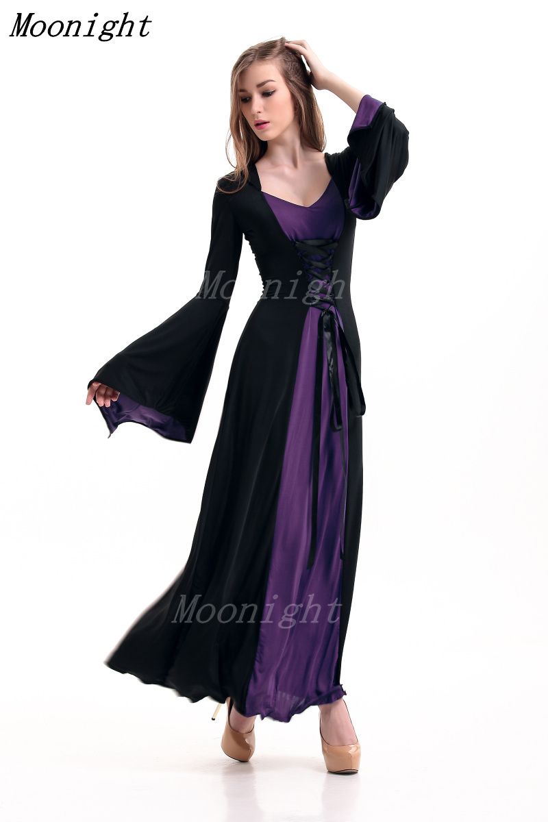 Popular Female Witch Costume-Buy Cheap Female Witch Costume lots ...