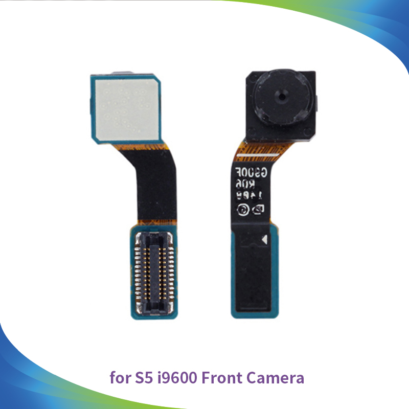 10pcs Front Camera for Samsung Galaxy S5 i9600 G900R G900F