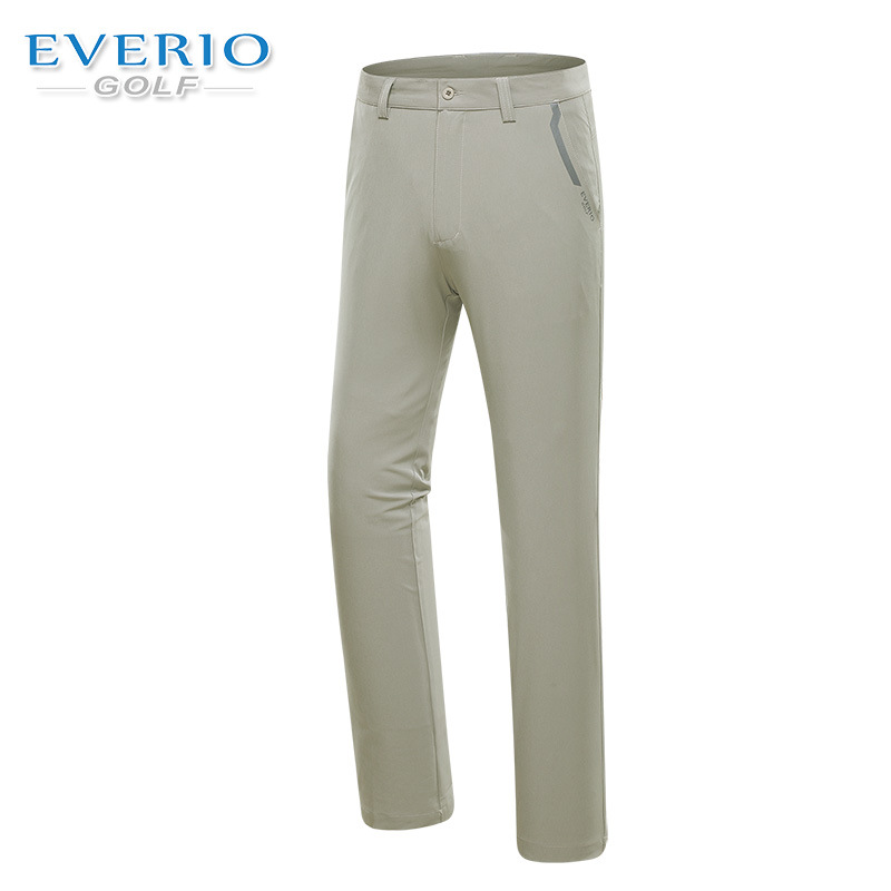 EVERO summer golf pants men Breathable quick-drying golf trousersoutdoor sports slim thin Colorful golf pants 5 colors