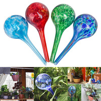 Recém automático rega lâmpadas planta rega globos de vidro irrigação ferramentas de jardinagem te889