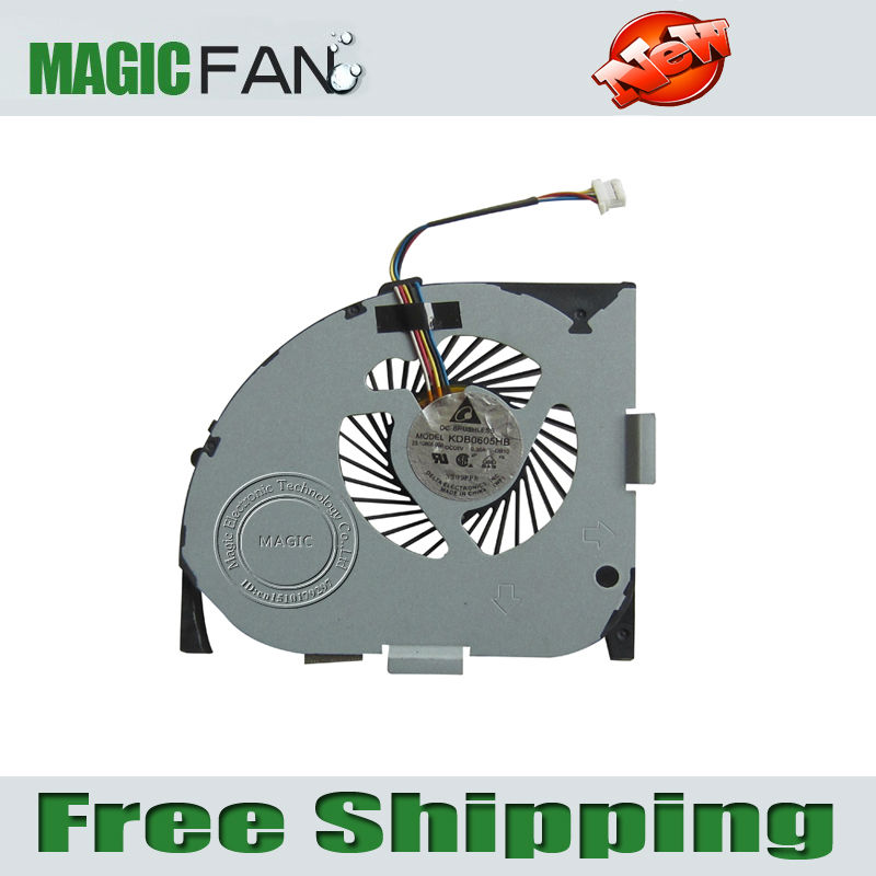 Nouveau ventilateur de refroidissement CPU DELTA KDB0605HB DC05V 0.36A DB10Nouveau ventilateur de refroidissement CPU DELTA KDB0605HB DC05V 0.36A DB10
