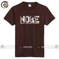 High Quality Round Neck T Shirt Short Sleeve Tennis T Shirt Nole Downtown Necessary Djokovic Tennis