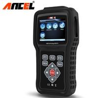 Ancel AD610 Original ABS SRS Airbag Air Bag Crash Data Reset Tool Spanish Automotive Scanner Car Diagnostic Tool OBD2 Scanner