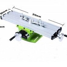 Bench-Vise Milling-Machine Precision Table Multifunction Mini 6300 Stent Aluminum-Alloy