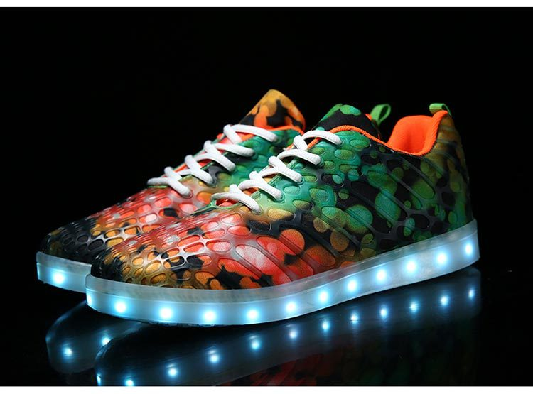 Led Sneakers Mistery 7
