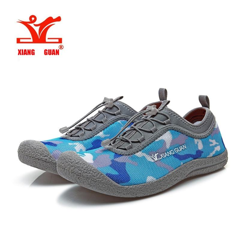 Xiang guan  Verano para hombre Zapatos Corrientes de Camuflaje zapatos Transpira