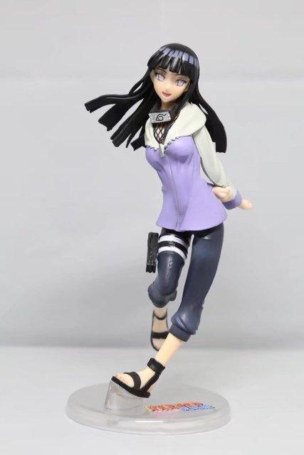 Aliexpress.com : Buy Naruto Figure Ninja Hyuuga Hinata Hyuga ...
