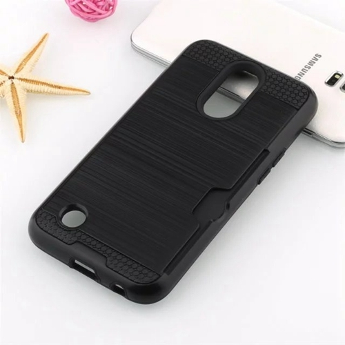Black Phone case lg k20 5c64f482937dd