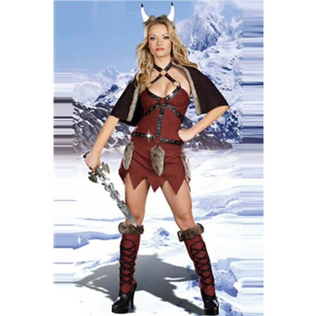 Image result for sexy woman dressed up in vikings gear pic