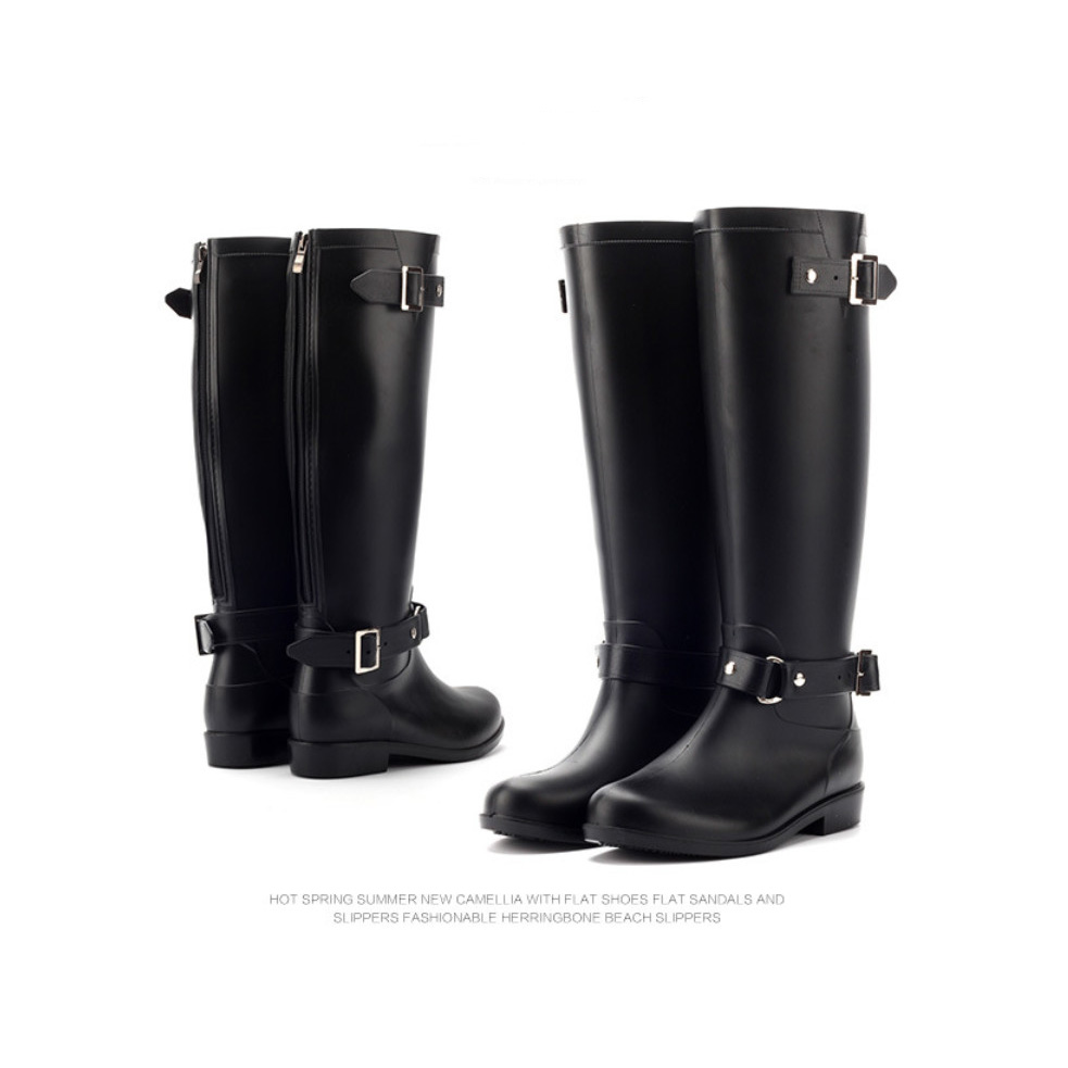 Online Get Cheap Plain Black Rain Boots -Aliexpress.com | Alibaba ...