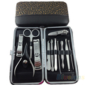 12 pcs Manicure Set Manicure Pedicure Set Nail Clippers Scissors Grooming Tool  Wholesale Professional 02E5 4BY4