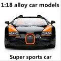 1: 18 сплава модели автомобилей, высокая моделирования супер спортивный автомобиль, металл diecasts, столкнувшихся, детские игрушки автомобилей, бесплатная доставка