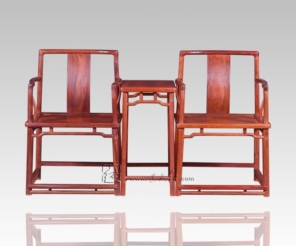 Südlichen mandarin stuhl und kleinen teetisch 3 teilig setzt wohnzimmer teapoy antike palisander sessel kaffee schreibtisch möbe