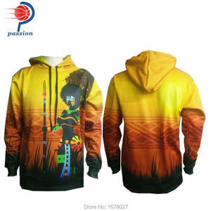 New arrival sublimated good quality hoodie