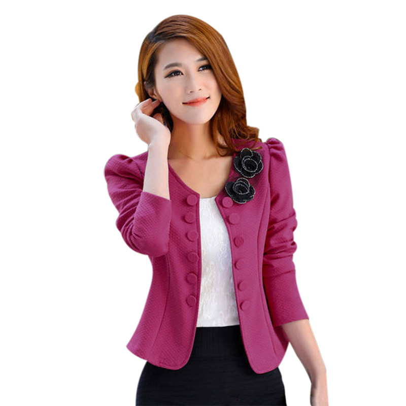 Online Get Cheap Girls Short Blazer -Aliexpress.com | Alibaba Group