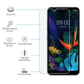 Перейти на Алиэкспресс и купить 2.5D 9H Защита экрана для LG Q60 2019 закаленное стекло для LG K8X Phoenix 5 Reflect Risio 4 Fortune 3 2020 защитная пленка