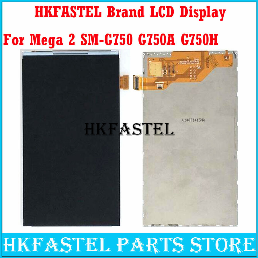 Hkfastel Lcd Screen Digitizer Display For Samsung Galaxy Mega 2 Sm G750h G750 G750a Monitor Repair Replacement Tools In Mobile Phone Lcds From