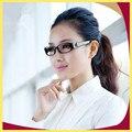 2016 nueva monturas de acetato moda mujer Retro marcos de anteojos recetados