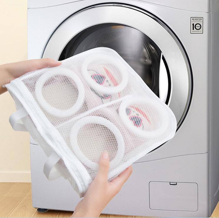 2018 New Washing Machine Washing  Shoes Bags Lazy People Wash Shoes Artifacts Round Or Square Shape Available