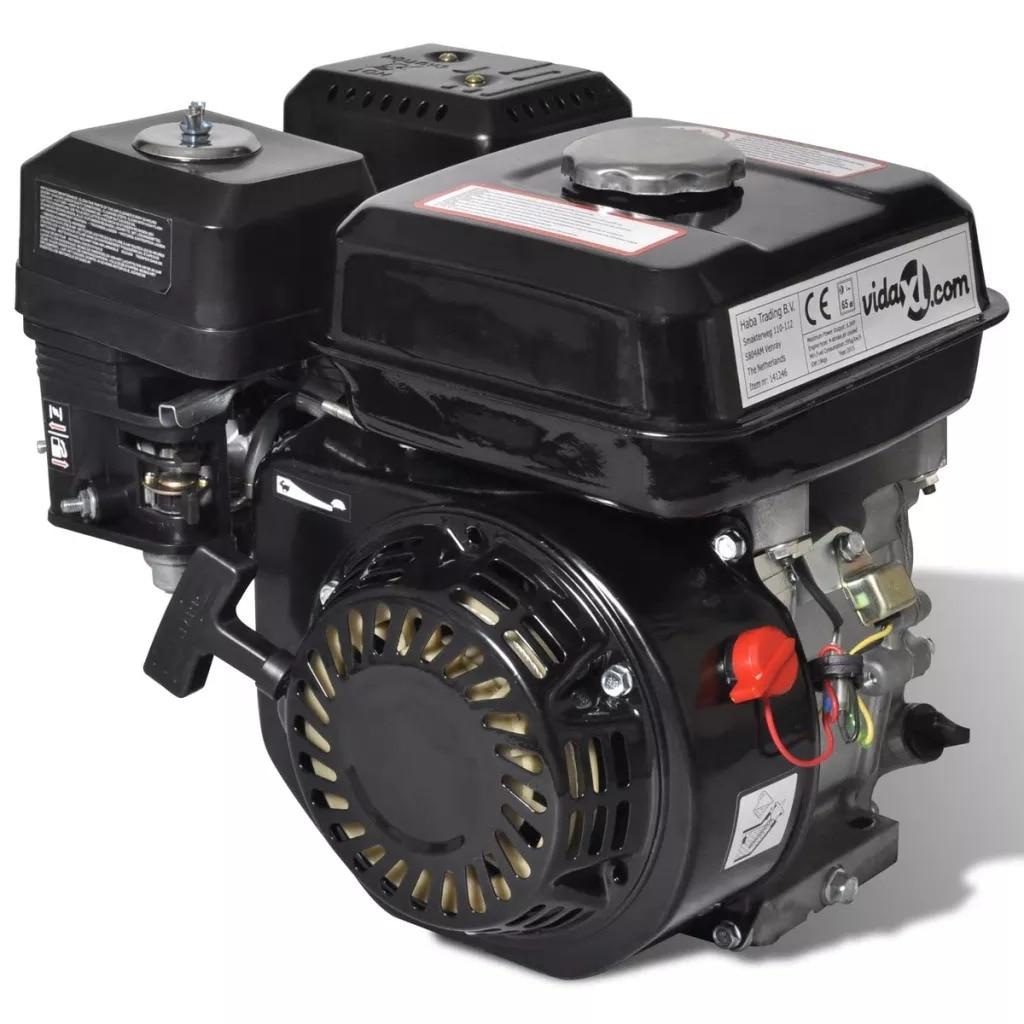 VidaXL Gasoline Engine Generator Power Part High Quality And High Horsepower Threshing Spraying Micro Tillage Machine Engine