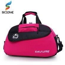 Nylon Sport Gym Bag Outdoor Waterproof women Handbag font b Fitness b font Bag For Men