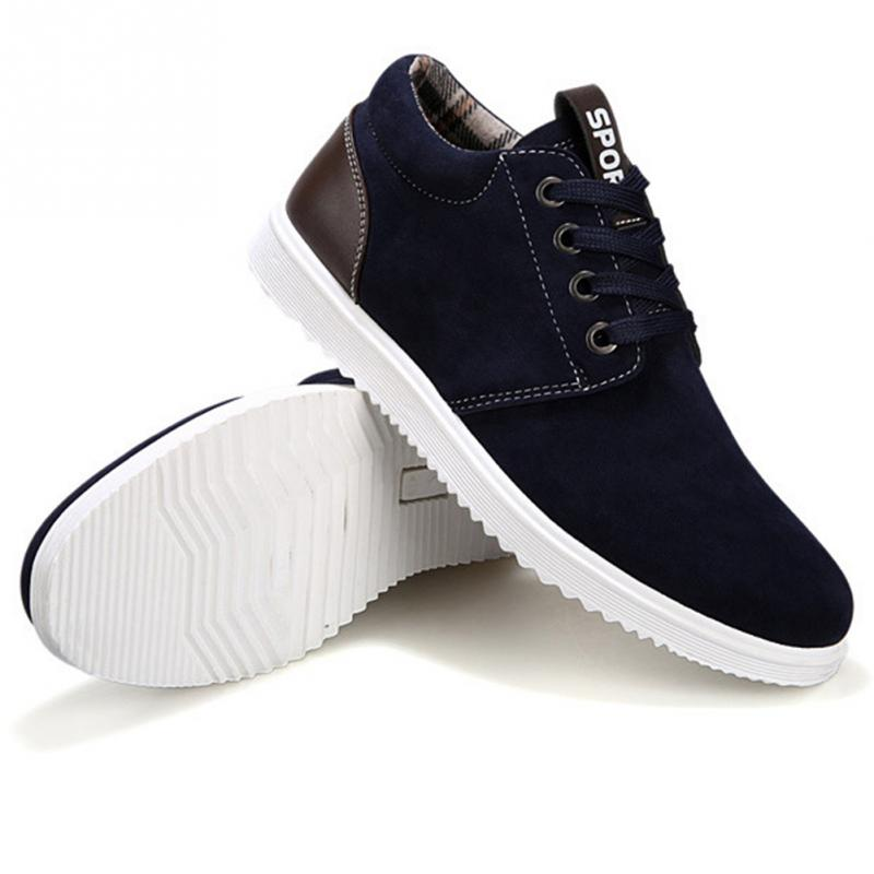Fashion Men British Style Shoes Casual Shoes Wear Resistant Casual Sneakers for Autumn Spring wear resistant casual men backpack