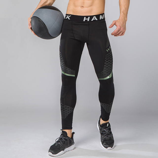 3869991561 Men Compression Base Layer Running Pants Leggings Fitness GYM Yoga Sports  Riding Football Basketball Tights Quick Dry Breathable